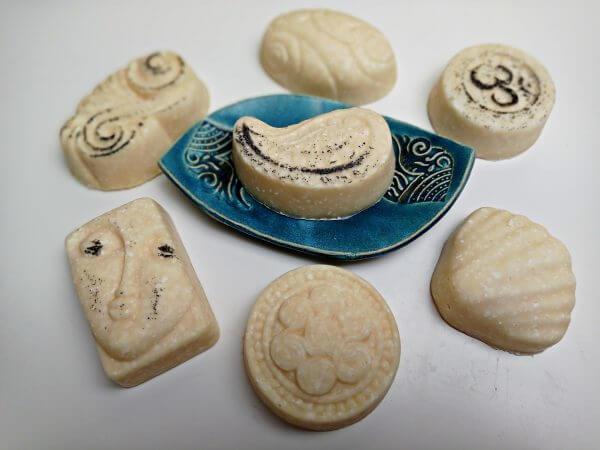 Kokos Meersalz Seife